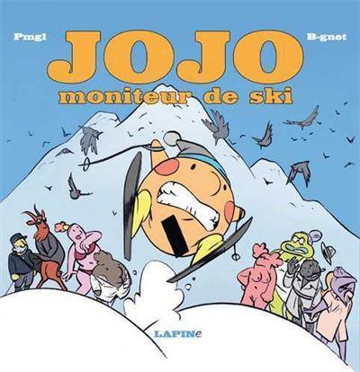 Jojo, moniteur de ski
