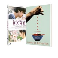La saveur des ramen Edition Collector DVD
