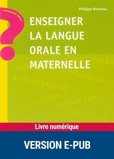 Enseigner la langue orale en maternelle - 9782725673622 - 17,99 €