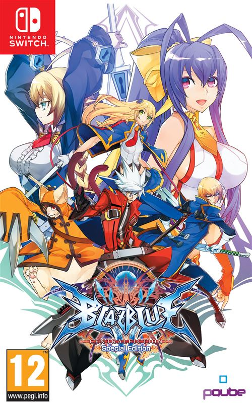 BlazBlue Central Fiction Edition Spéciale Nintendo Switch