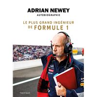 Adrian Newey, autobiographie