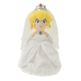 Peluche Odyssey Super Mario Peach Wedding 40 cm