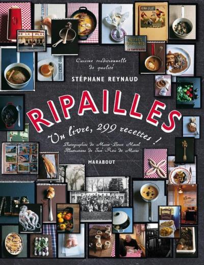 Ripailles - 9782501075817 - 28,99 €