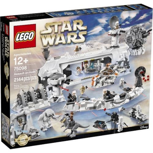prix LEGO 75098 L Attaque De Hoth