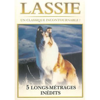 LassieCoffret Lassie DVD
