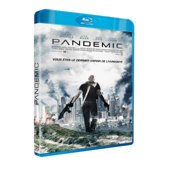 Pandemic Blu-ray