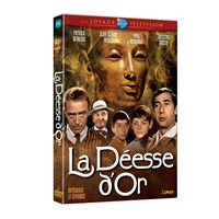 La Déesse d'or DVD