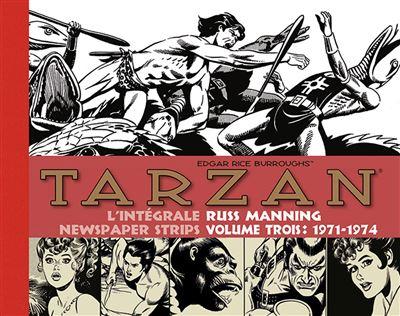 Tarzan l'intégrale Russ Manning