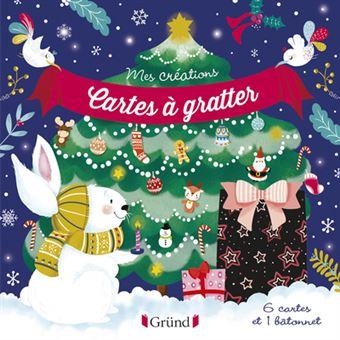 Cartes à gratter   Noël   Chadia Loueslati   Achat Livre | fnac
