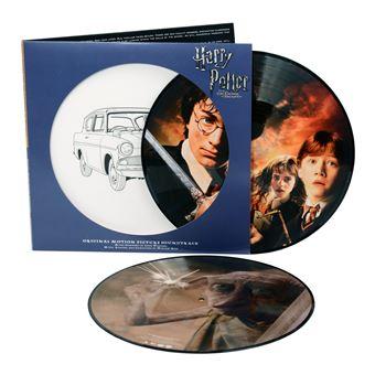 Harry Potter et la Chambre des Secrets Double Vinyle