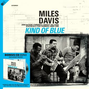 Kind Of Blue - Vinilo + CD
