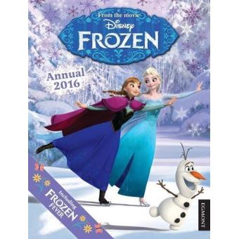 Disney Frozen Annual 2016 - Hardback - 2015