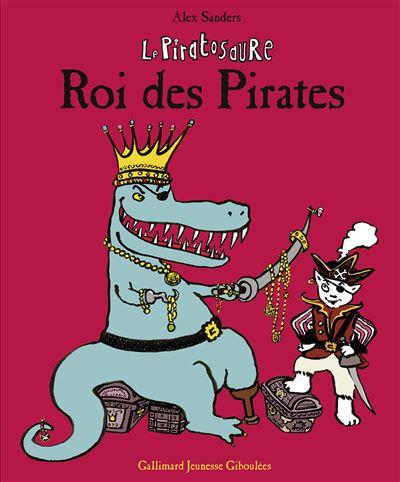 Piratosaure roi des pirates