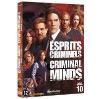 Esprits criminels Saison 10 Coffret DVD