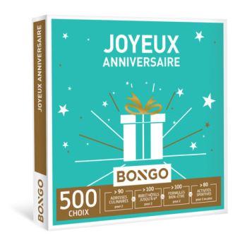 Bongo FR Giftcard GC Joyeux Anniversaire