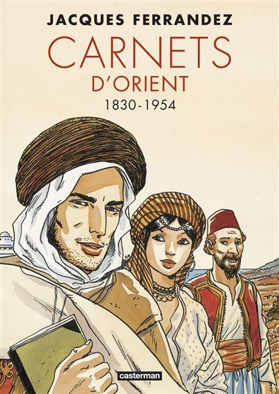 Carnets d'Orient