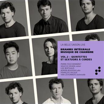 Integrale musique chambre vol 2/quintettes & sextuors a cord