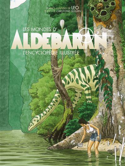 Les Encyclopédies BD - Tout Aldébaran