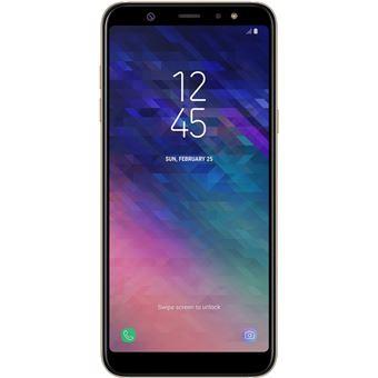 Samsung SM-A605F Galaxy A6+ 2018  Gold 4G 6,0'' 16+5MP