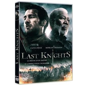 The last knights DVD