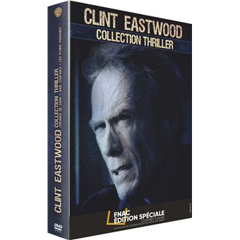 Coffret Eastwood Thriller Edition spéciale Fnac DVD
