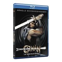 Conan le destructeur Blu-ray