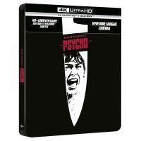 Psychose Steelbook Edition Collector Blu-ray 4K Ultra HD
