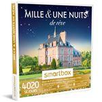 SMAR Coffret cadeau Smartbox Mille et une nuits de rêve