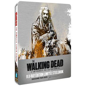 The Walking DeadThe Walking Dead Saison 8 Steelbook Blu-ray
