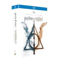 Coffret Wizarding World L'intégrale Blu-ray