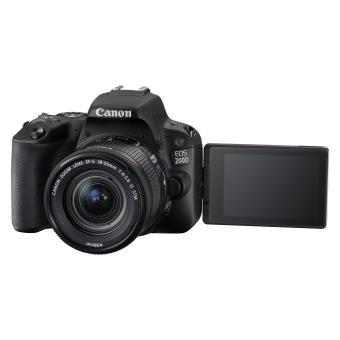 Canon Eos 200D Black - Body