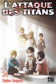 L' Attaque des Titans | Isayama, Hajime (1986-....). Mangaka