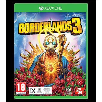 Borderlands 3 sur Xbox One