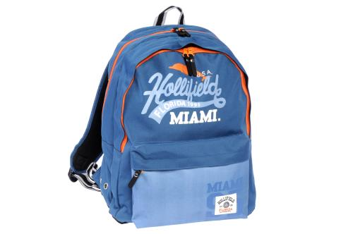 Sac à dos à 2 compartiments Alpa Hollifield Miami Bleu