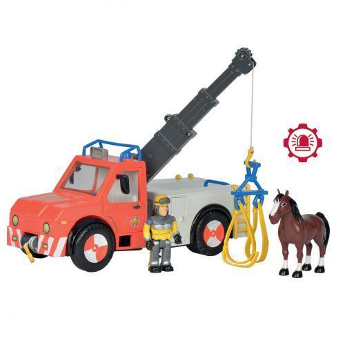 Camion Smoby Sam Le Pompier