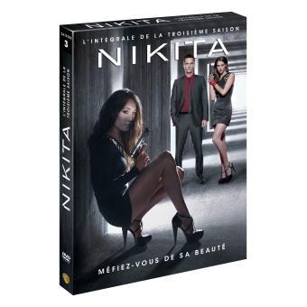 NikitaCoffret intégral de la Saison 3 - DVD