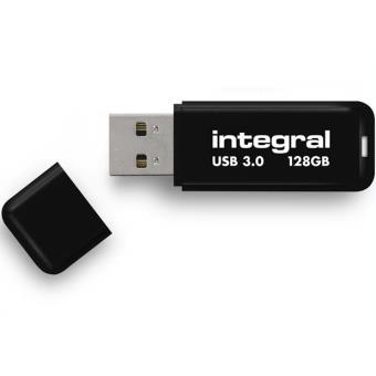 Clé USB 3.0 Flash Drive Integral 128 Go Noir