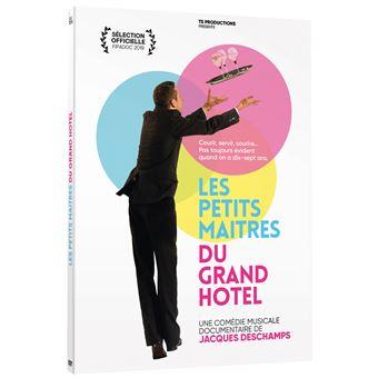 Les Petits Maîtres du Grand Hôtel DVD