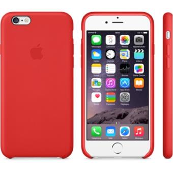 coque apple rouge iphone 7