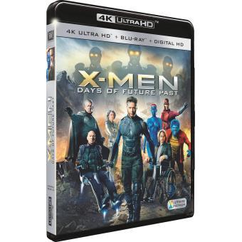 X-MenX-Men Days of Future Past Combo Combo 4K Ultra HD + Blu-ray + DHD