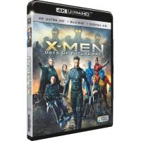 X-Men Days of Future Past Combo Combo 4K Ultra HD + Blu-ray + DHD