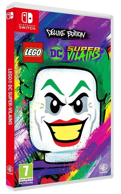 LEGO DC Super-Vilains Edition Deluxe Nintendo Switch