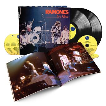It's Alive: 40Th Annyversary - 4CD + 2LP