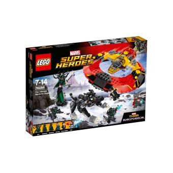 Super 76084 Heroes D'asgard Suprême Survie Pour Marvel La Bataille Lego® ZikPuOX