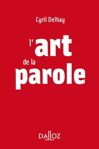 L'art de la parole - 9782247180981 - 2,99 €
