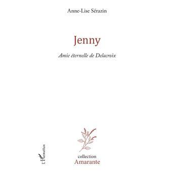 Jenny amitie eternelle de delacroix