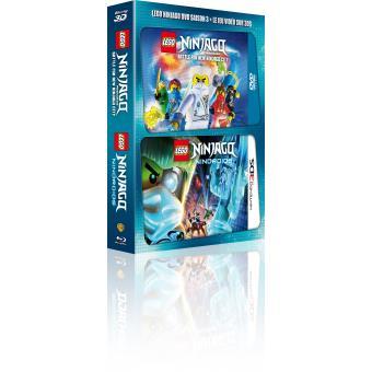 legocoffret lego ninjago saison 3 dvd - Ninjago Nouvelle Saison