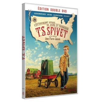 L'extravagant voyage du jeune et prodigieux T.S. Spivet DVD