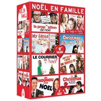Coffret Comédies romantiques de Noël 8 Films DVD
