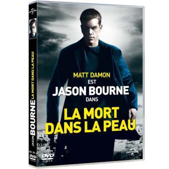 Jason BourneLa Mort dans la peau DVD